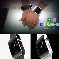 Bluetooth Smart Watch Phone Call Fitness Tracker For Android Samsung LG Xiaomi