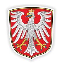 1x STICKER Frankfurt am Main coat of arms German for Laptop Tablet Door PC Car