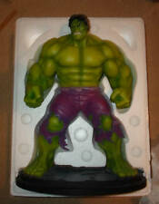 "Marvel Comics Savage Hulk Bowen Statue Boxed Figure approx 14"" Tall"