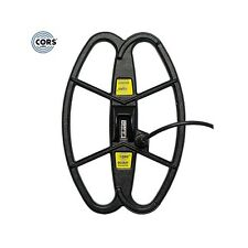 PIASTRA CORS COIL SCOUT 12,5X8,5 METAL DETECTOR GARRETT ACE 150 250 350 EURO ACE