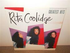 * Rita Coolidge . Greatest Hits . Ry Cooder . Booker T . Kim Carnes . LP
