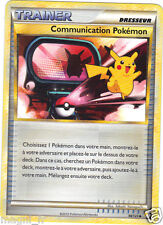 Pokemon n° 98/123 - Trainer - Communication Pokémon