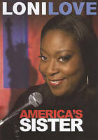 Loni Love: Americas Sister (DVD, 2010) Brand New sealed ships NEXT DAY w TRACK