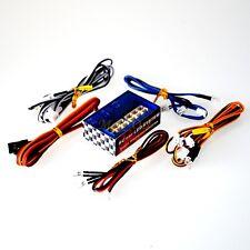 RC Car 12 LED Smart System Shell HOBBY lights PPM FM FS 2.4G kit BRAKE