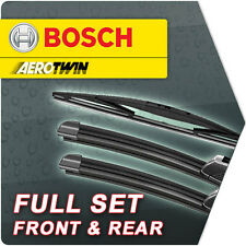 Bosch, aerotwin frontal/trasera portaescobillas Aero Plana Honda Civic 2.0 Type-r qf16287