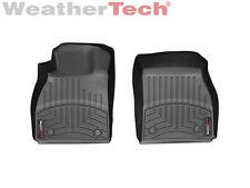WeatherTech FloorLiner - Chevrolet Malibu - 2013-2015 - 1st Row - Black