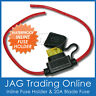 1 x WATERPROOF INLINE BLADE FUSE HOLDER with 20A 20 AMP BLADE FUSE - Boat/Car/RV