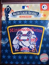 MLB Minnesota Twins Retro Team Emblem Patch 2009