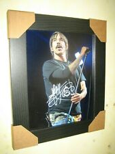 Anthony Kiedis - Red Hot Chili Peppers - Framed Signed Photo (10x8) With CoA