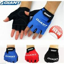 Giant Half Finger/Fingerless Cycling Gloves & Mitts