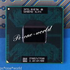 100% OK SLAYX Intel Core 2 Duo T9500 2.6 GHz Dual-Core Laptop Processor CPU