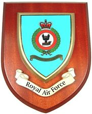 RAF ROYAL AIR FORCE STATION WATTISHAM CLASSIC STYLE HAND MADE MESS PLAQUE