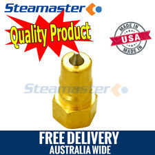 Brass Quick Adaptor 1/4F Hose Wand carpet extraction cleaning machine accessorie