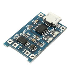 MICRO USB 5V 1A Lithium Battery Charging Module Lipo Charge Board + Protection