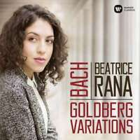 Beatrice Rana - Bach: Goldberg Variations, BWV NUOVO CD