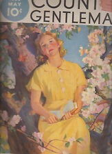 Country Gentleman Magazine May 1936 F Sands Brunner J Sidney Cate