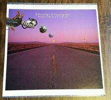 Deep Purple Nobody's Perfect original album flat Rare