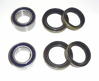 Honda TRX420 FPE FPM Rancher Both Front Wheel Bearing and Seal Kit 2011 - 2013