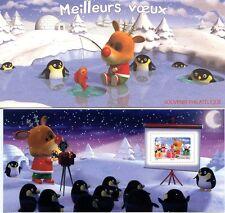 BLOC SOUVENIR MEILLEURS VOEUX 2006 / N° 15 ** COTE 25 €