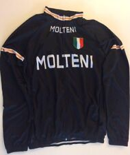 Molteni Eddy Merckx Retro Long Sleeve Jersey Large