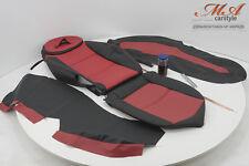 Teillederausstattung: Sitzbezüge, Türverkleidung, Armaturenbrett [Smart 450]