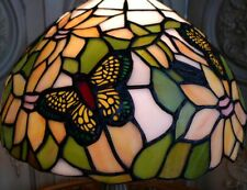 Tiffany Tischlampe Stimmungsleuchte Glaslampe Tiffanylampe Lampe TC36-a