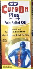 Cureon Plus Oil  For Joint Pain Backache Massage Herbal Oil  30ml