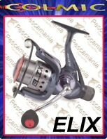Mulinello frizione posteriore Colmic Elix 4000-5000 spinning bolognese