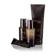 Oriflame NovAge Men Set Cleanser Eye Cream Serum Moisturiser