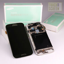 100% ORIGINAL Samsung Galaxy S4 LTE GT-i9505 Display Screen schwarz dark black