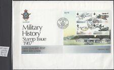 RNZAF - FDC 1987 - SG MS1427 - Used FDC