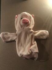 scentsy buddy pig bath mitt new soft