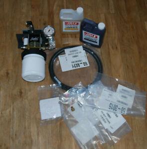 Haas Liquid Pump Assy EC-1600 INDEXER part no 30-7510