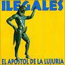 LP ILEGALES EL APOSTOL DE LA LUJURIA VINYL ROCK MOVIDA MADRILEÑA