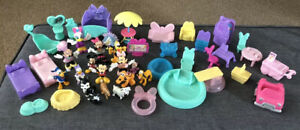 Fisher-Price Disney Minnie Mouse Home Mixed Play Set Accessories W/ Figures