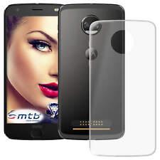 Custodia di TPU ultra slim per Motorola Moto Z2 Force (5.5'') - trasparente