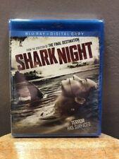 Shark Night (Blu-ray, 2012) NEW!!