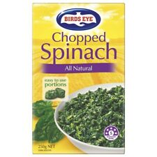 Birds Eye Frozen Chopped Spinach 250g