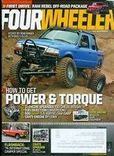 2015 Four Wheeler Magazine: How to Get Power & Torque/Ram Rebel Off-Road Package