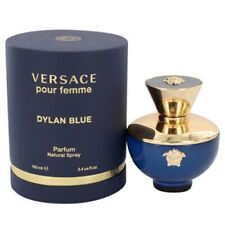 Versace Dylan Blue Pour Femme by Versace, 3.4 oz EDP for Women NEW SEALD spray