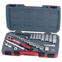 Teng Tools T3839 39pc 3/8 square drive metric socket set TENT3839 *Free postage*
