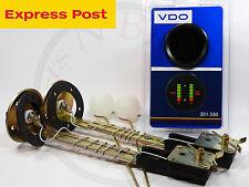 VDO 52mm 12v DIGITAL DUEL FUEL GAUGE AND 2 X SENDER UNITS AUTOMOTIVE  4WD