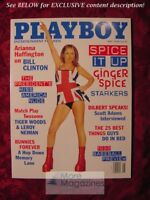 PLAYBOY May 1998 GERI HALLIWELL ELIZABETH WARD GRACEN DEANNA BROOKS