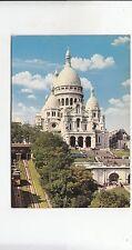 BF31427 paris la basilique du sacre coeur  france front/back image