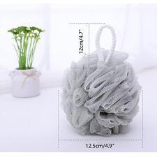 Scrubber Sponge Flower Exfoliating Body Brush Puff Bath Large Shower Mesh Ball