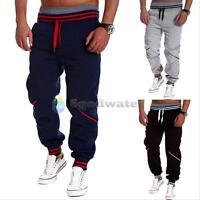 Mens Jogger Dance Sportwear Baggy Harem Pants Slacks Casual Trousers Sweatpants