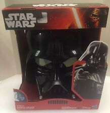 Star Wars Talking Mask Voice Changer  Helmet Darth Vader Chewbacca Rare NIB New