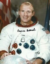 Vance Brand Nasa hand signed Apollo ASTP and Space Shuttle Astronaut  photo