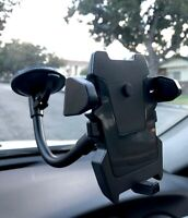 Car Windshield Suction Cup Selflock Phone Mount Holder for Cell Phone Mobile GPS