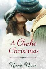 A Cliché Christmas (Love in Lenox) by Deese, Nicole Signed Copy